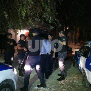 violencia machista: golpeo a su exmujer delante de sus hijos y fue atrapado por la policia