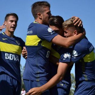 #superclasico: boca arranco el domingo amargando a river