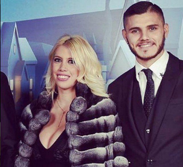 Wanda y Mauro Icardi tienen nuevo integrante en la familia