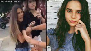 escrachada: el papelon de una hija de tinell