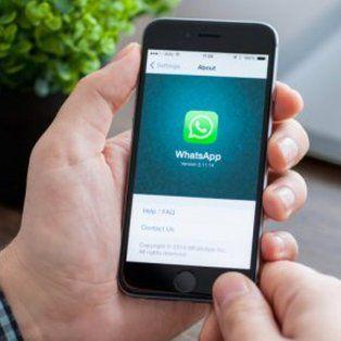 si te ofrecen tener whatsapp gratis y sin wi-fi, es una trampa muy peligrosa