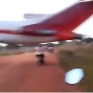 a dias de la tragedia de chapecoense, un avion se estrello en colombia
