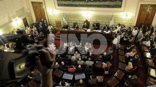 Diputados convoca a una sesión especial para tratar la reforma constitucional