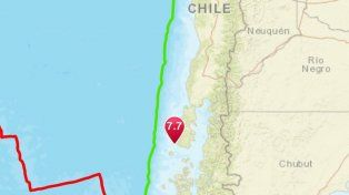 terremoto de 5,2 grados afecto a nueve localidades del norte de chile