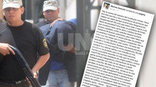 la conmovedora carta de la mama del asesino del cuadruple crimen