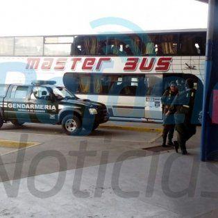 manejaban sin licencia un colectivo con 60 pasajeros y la rto vencida por la ruta 34