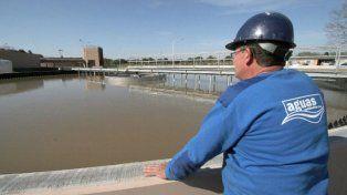 en toda la ciudad: habra baja presion en el servicio de agua potable