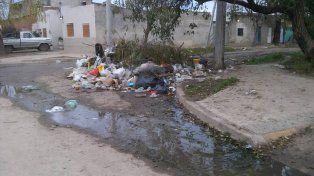 El Concejo solicitó la erradicación de microbasurales en tres barrios
