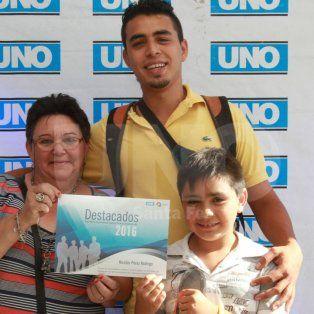 Nicolás Pérez Rodrigo. Encontró una forma sencilla y eficaz de tender lazos de solidaridad.