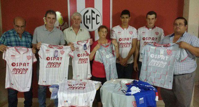 En honor a Solari, Chanourdie FC lucirá indumentaria Tatengue