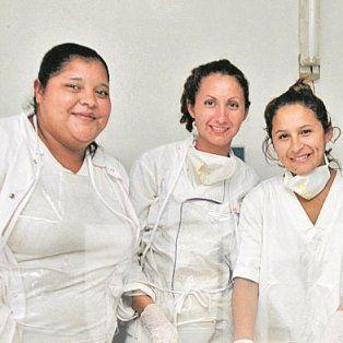 Empuje. Impulsada por un grupo de vecinas de Alto Verde –bajo la coordinación de Juan López–, la entidad trascendió las fronteras locales con su producción culinaria típica.