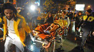 Año Nuevo trágico en Estambul: ya son 39 los muertos por el atentado en un boliche