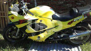 Secuestraron dos motocicletas robadas en una vivienda de barrio Nuevo Horizonte