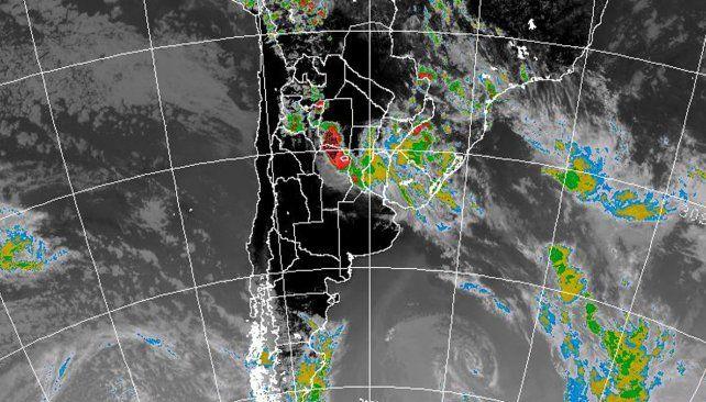 Aseguran que lloverá toda la primera semana del año en Santa Fe