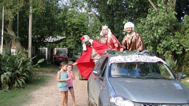 Los Reyes Magos repartirán obsequios en Villa California