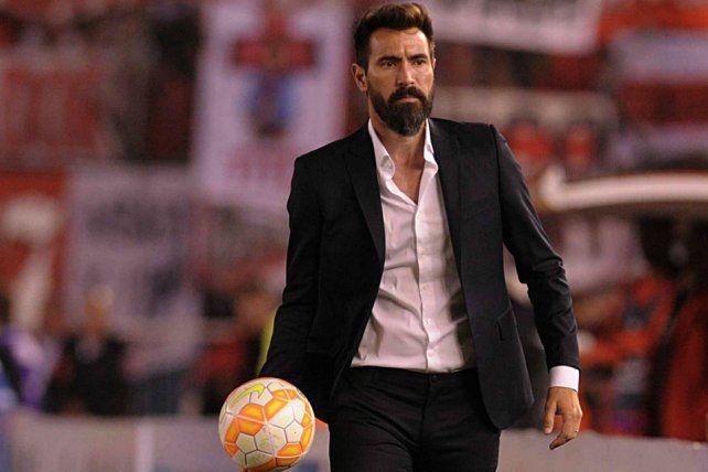 Eduardo Domínguez, nuevo técnico de Colón