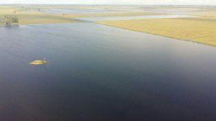 La zona de la cuenca lechera en Santa Fe, complicada por la lluvia