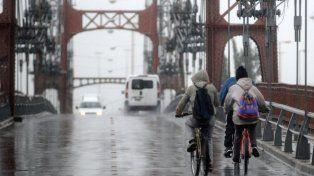 Rige un nuevo alerta por tormentas para el centro-norte de la provincia