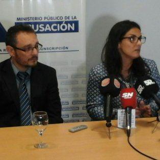La fiscal Nuzzo indicó que por momento se pedirá una extensión de la audiencia imputativa ya que existen una gran cantidad de victimas y damnificados.