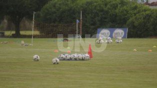 Los jugadores de Unión continuarán con el paro hasta que el club pague parte de la deuda salarial
