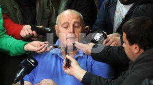 El presidente Luis Spahn se comprometió a juntar el dinero para saldar parte de la deuda con el plantel.