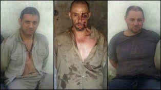 Martín Lanatta fue el primero en caer. Su hermano Cristian y Víctor Schillacifueron detenidos dos días después.