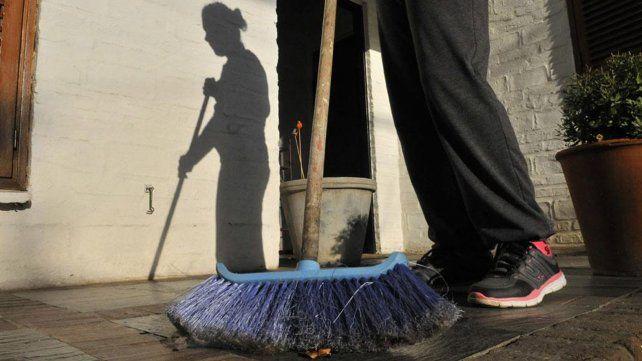 El personal doméstico podrá recibir sus haberes en una cuenta sueldo