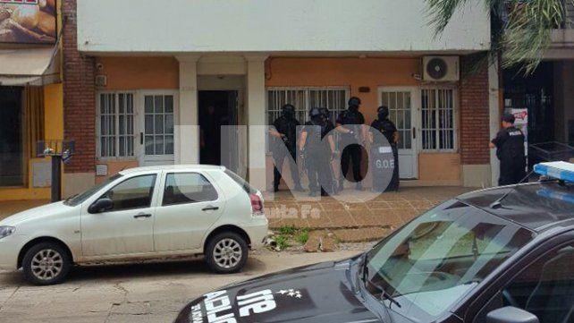 Falsa denuncia provocó un gran despliegue policial en Mariano Comas