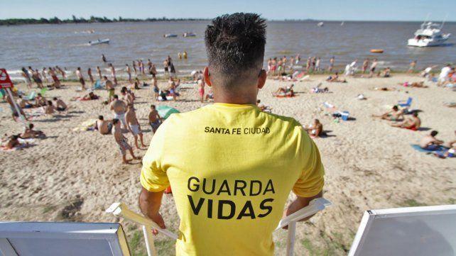 Playas y balnearios: la Municipalidad busca el compromiso ciudadano