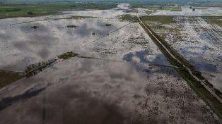 Perotti sobre las inundaciones: El gobierno de la provincia tiene una responsabilidad enorme