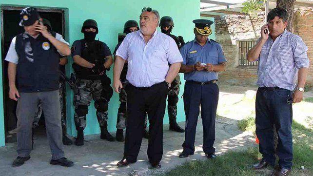 Investigarán si Colombi delinquió al entorpecer un operativo antidrogas en Goya