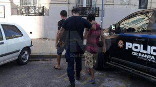 Recapturaron a dos presos evadidos de la Subcomisaría 12° de Santa Fe en Recreo