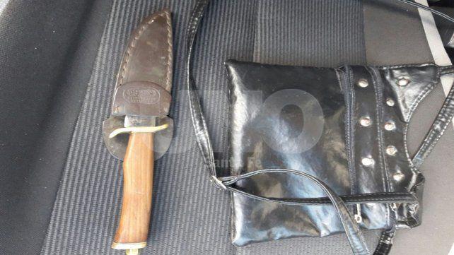 Detuvieron a una pareja que hirió a un adolescente de 15 años al intentar robarle el celular