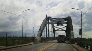 Diputados santafesinos pedirán que el puente a Santo Tomé sea incluido en el presupuesto