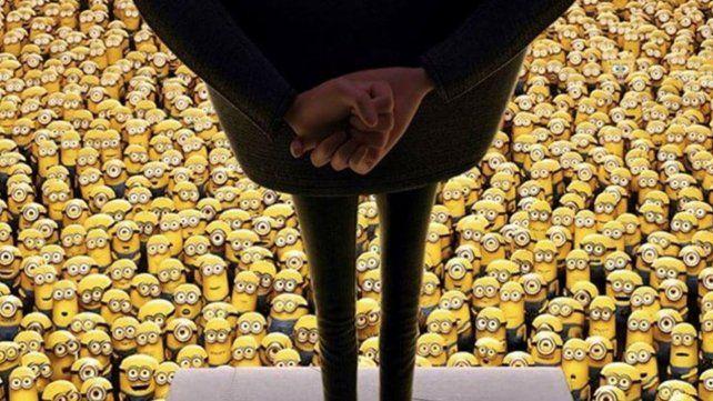 ¿Podés encontrar al Bob Esponja entre los Minions?
