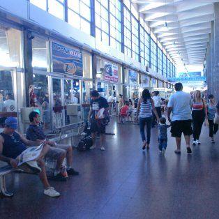 La terminal mejoró en los último años, pero es notable que necesita una intervención mayor.