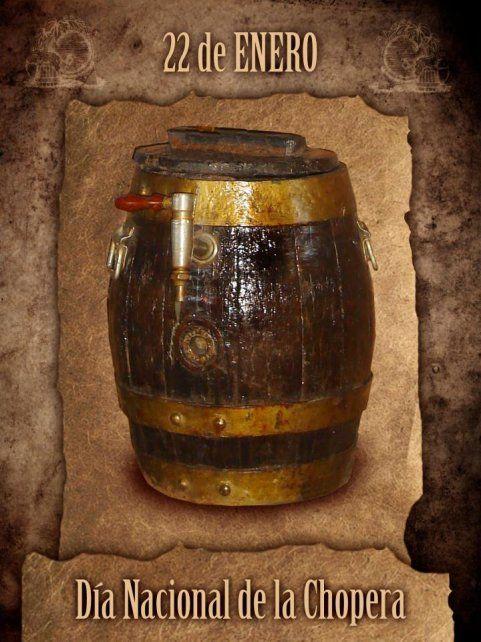 Se viene la Cuarta Fiesta de la Chopera este 21 de enero