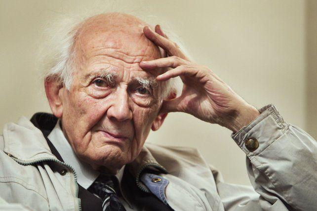 Murió el filósofo polaco Zygmunt Bauman
