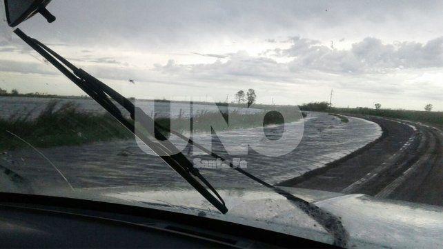 La provincia garantizó que la situación sanitaria está controlada en las zonas afectadas por el temporal