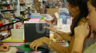 La Defensoría del Pueblo brindó recomendaciones para comprar útiles escolares