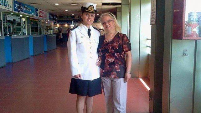 Muerta en el mar: giro en la causa de la oficial de la marina mercante hallada muerta