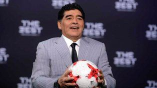 Maradona aseguró que prefiere a un ídolo de Unión a Icardi en la selección