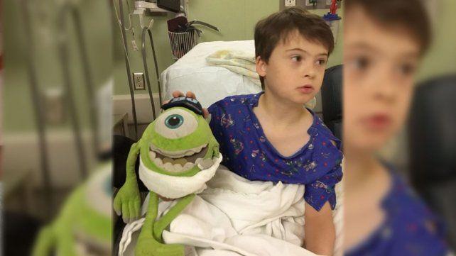 Un cirujano operó al peluche de un niño para que este no se sintiera solo en hospital