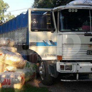 gendarmeria secuestro mercaderia de contrabando por casi 5 millones de pesos