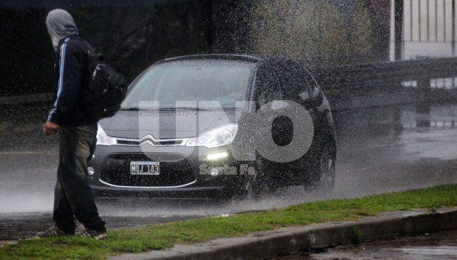 Advierten que este fin de semana podrían caer más de 100 milímetros de lluvia