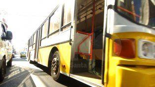 Cortes de tránsito y desvíos de colectivos por trabajos de ASSA