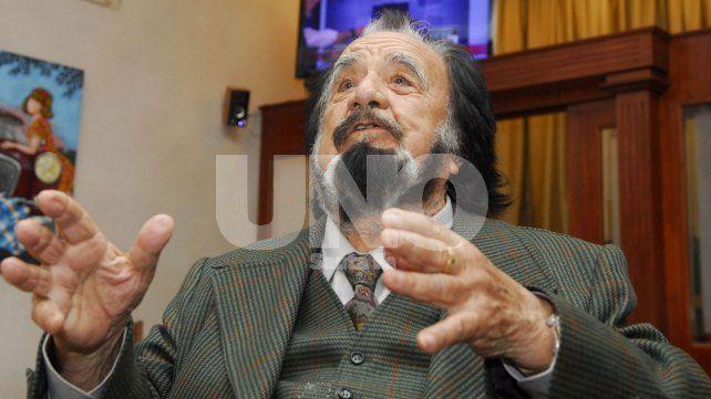 Murió a los 91 años Horacio Guarany, una leyenda del folclore argentino