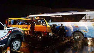 El accidente dejó al menos 19 muertos y 17 heridos (El Universo)