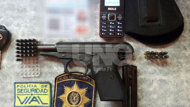 Ofreció más de 34 mil pesos de coimas para sortear un control policial y terminó preso