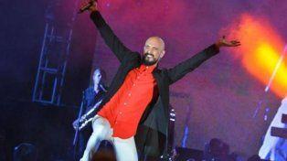 Abel Pintos descansará tras sus shows en River y no actuará ni en Cosquín ni en Jesús María
